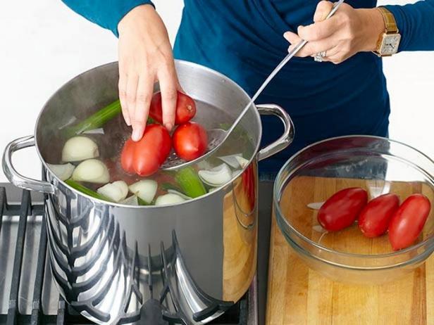 Консервированные перетёртые томаты