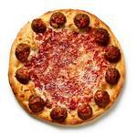 Пицца с митболами