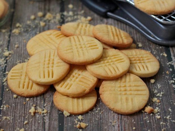 Фото Французское печенье «Сабле»