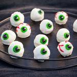 Пирожные «Глаза»