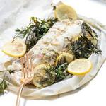 Рыба «ан-папильот»