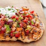 Пицца со вкусом «Тако» с копчёной курицей
