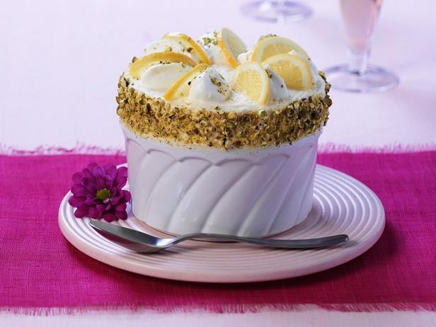 Фото Лимонное суфле