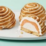 Пирожные «Запечённая Аляска»
