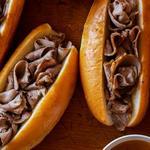Французский дип-сэндвич