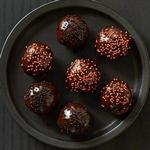 Шоколадные «Дырки от пончиков»
