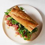 Сэндвичи с сопрессатой
