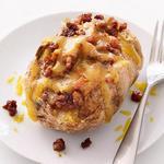 Печёный картофель с начинкой «Слоппи Джо»
