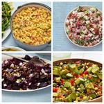50 рецептов салатов для пикника