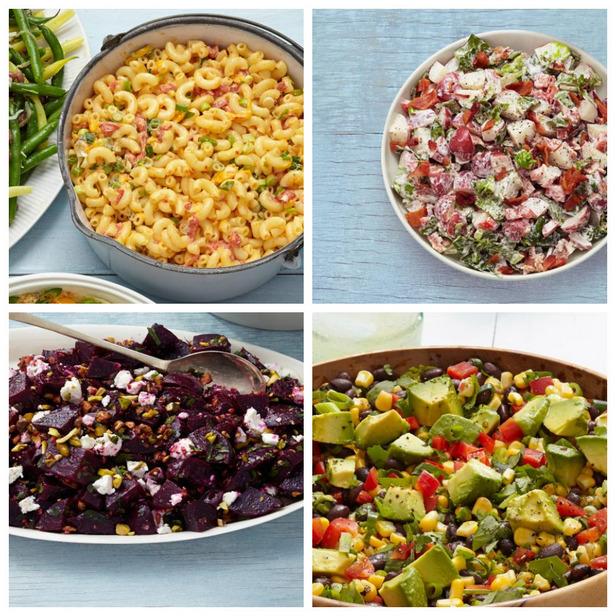 Фото 50 рецептов салатов для пикника