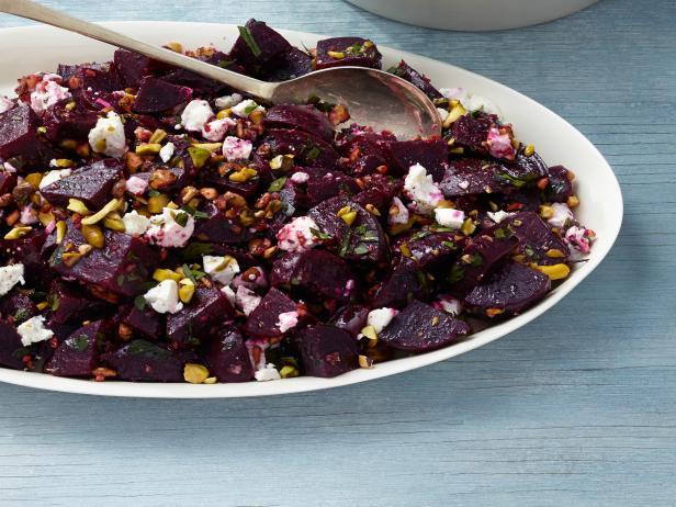 31. Свекольный салат