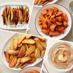 50 рецептов гарниров с корнеплодами