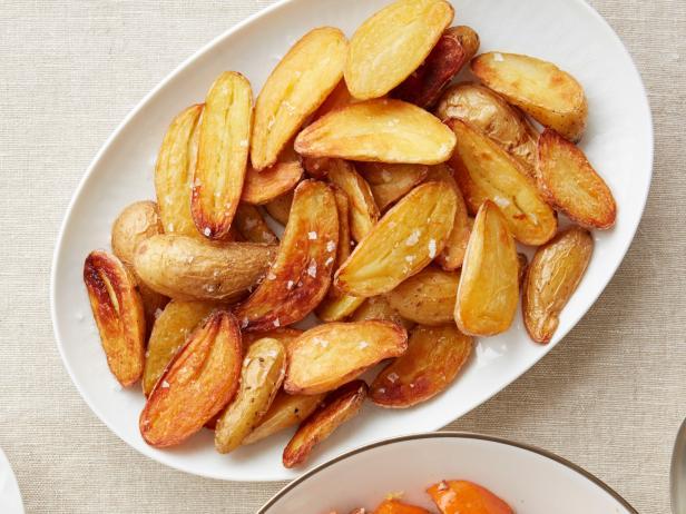 23. Картофель с солью и уксусом
