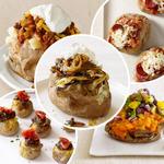 50 рецептов фаршированного картофеля