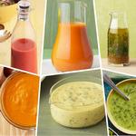50 рецептов салатных заправок