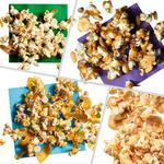 50 рецептов добавок для попкорна