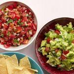 50 рецептов сальсы и гуакамоле