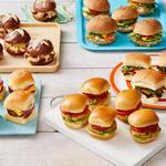 50 рецептов слайдер-сэндвичей