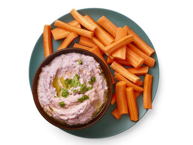14. Хумус с цветной капустой