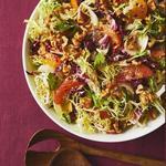 Цитрусово-ореховый салат