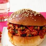 Сэндвич «Слоппи-Джо» по-бомбейски