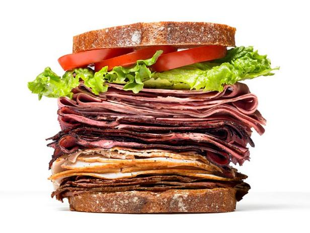 Сэндвич «Марафон»