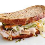 Сэндвичи «Рубен» с индейкой
