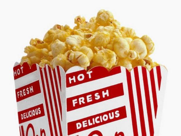 Фото Попкорн со сливочным маслом (как в кинотеатре)