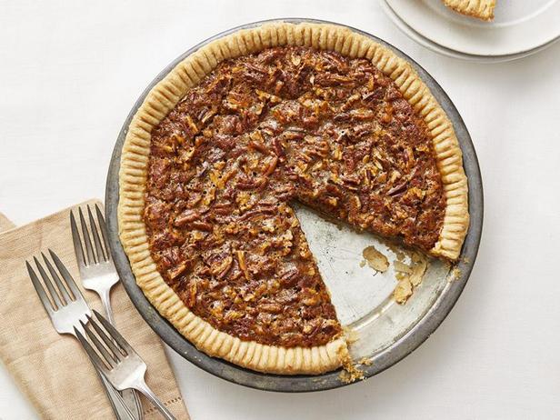 Фото Классический пекановый пирог