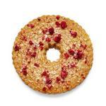 Овсяное печенье «Рождественские венки»