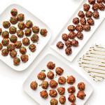 Коктейльные фрикадельки: варианты приготовления