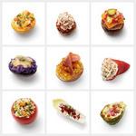 18 рецептов закусок из фаршированных овощей