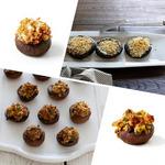 Рецепты фаршированных грибов