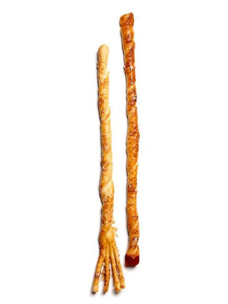 Хлебные палочки «Мётлы и Волшебные палочки»