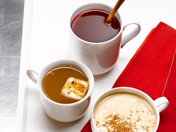 Фото 50 рецептов зимних праздничных напитков