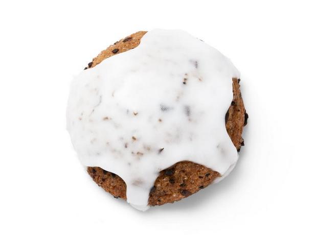 Фото Мягкое кофейное печенье