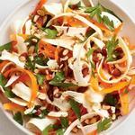 Салат из моркови и пастернака