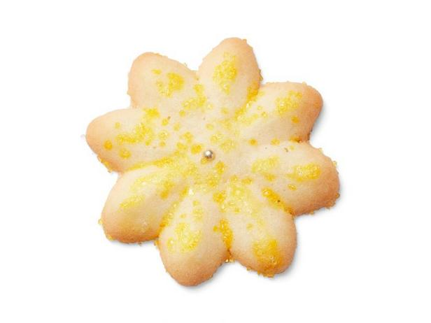 Фото Лимонное печенье из шприц-пресса