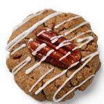 Ржаное печенье с пеканом