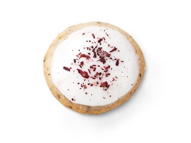 Фото Имбирное печенье с гибискусом