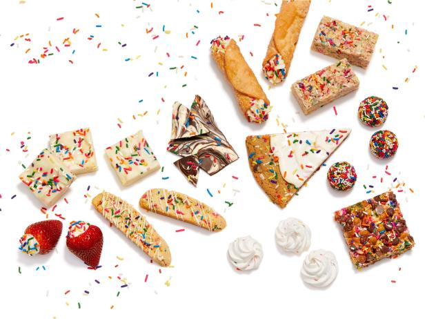 Фото 50 рецептов сладостей с кондитерской посыпкой