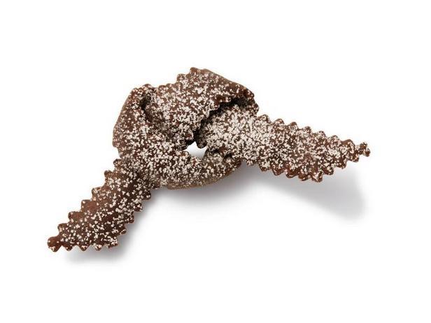 Фото Шоколадно-анисовые узелки