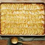 Картофельная запеканка с корочкой