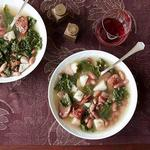 Рождественский суп