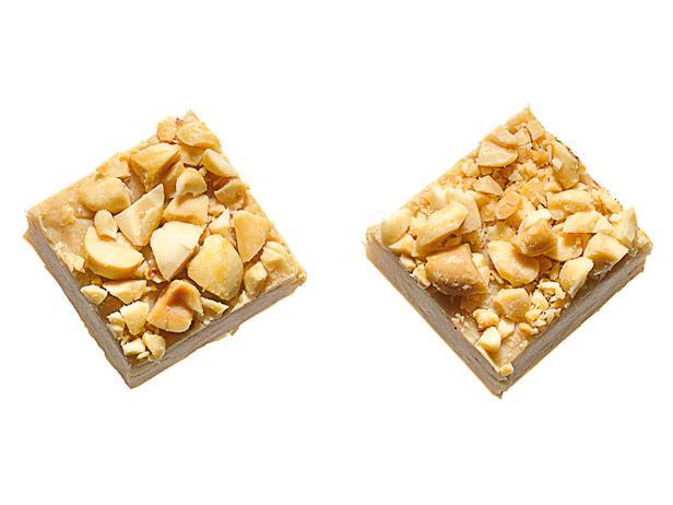3. Помадка из арахисовой пасты