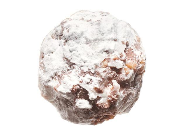 24. Шарики с шоколадно-ореховой пастой