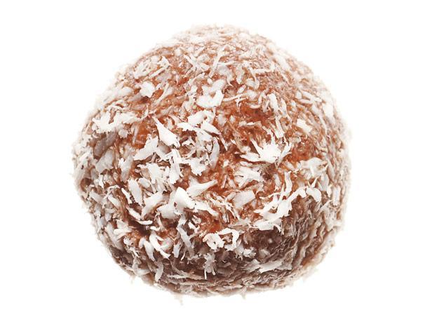 7. Миндально-кокосовые трюфели