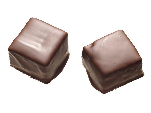 17. Фруктовый мармелад в шоколаде