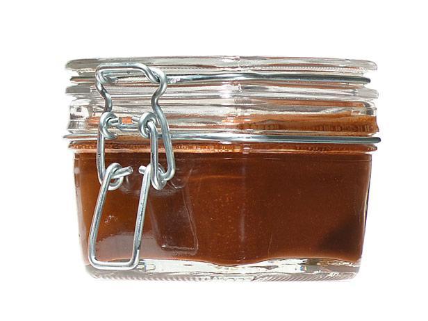 9. Шоколадно-малиновый соус