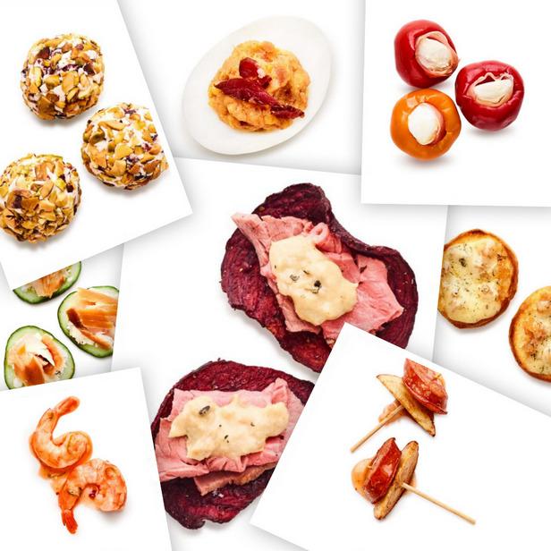 Фото 8 простых закусок из 3 ингредиентов